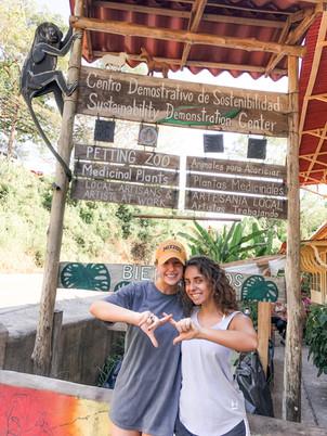 Cornell Leadership Program Service Trip to Costa Rica 2019