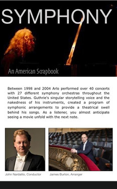 Arlo Symphony collage