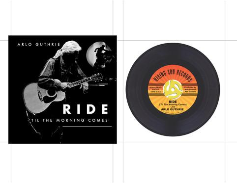 RIDE - 45 rpm single