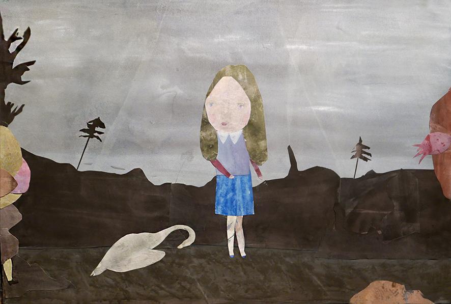 Flickan och svanen