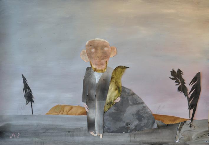 Apan och det gula berget