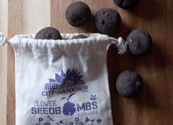Flower Seed Bombs - Butterfly Delight