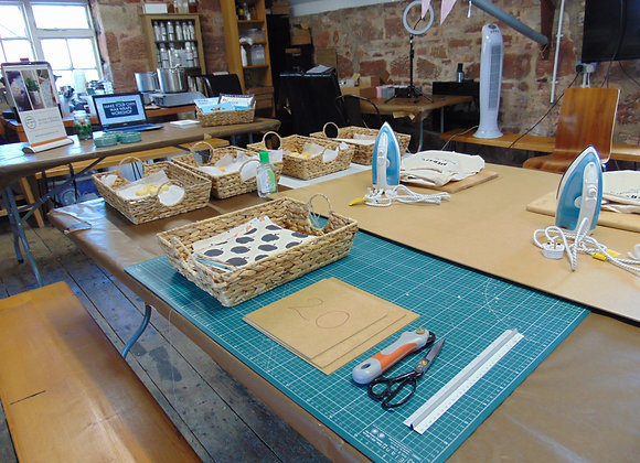 Wax Wrap Workshop - The Barn, Heswall