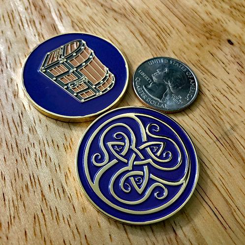 AGK Challenge Coin