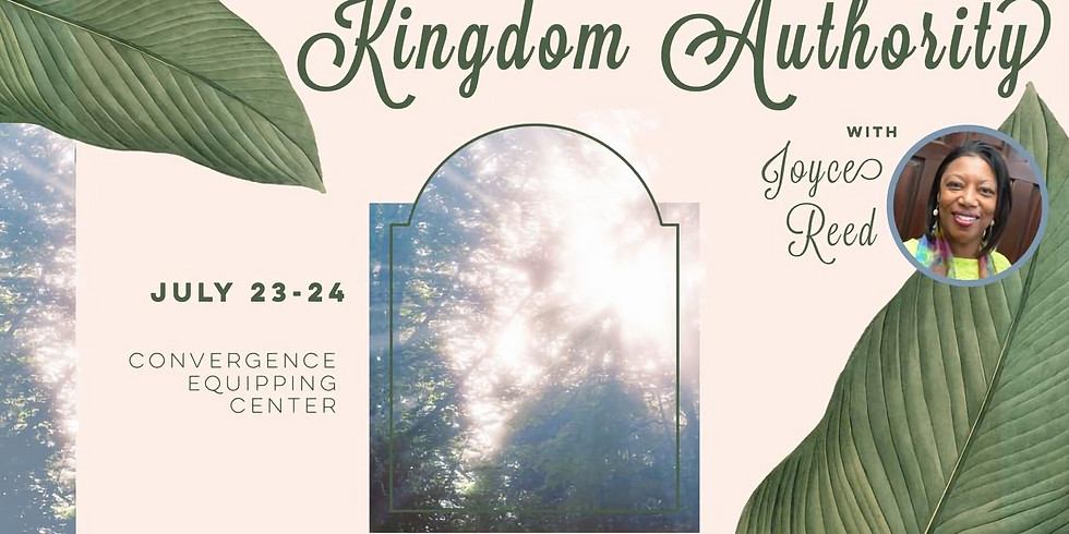 Kingdom Authority with Joyce Reed