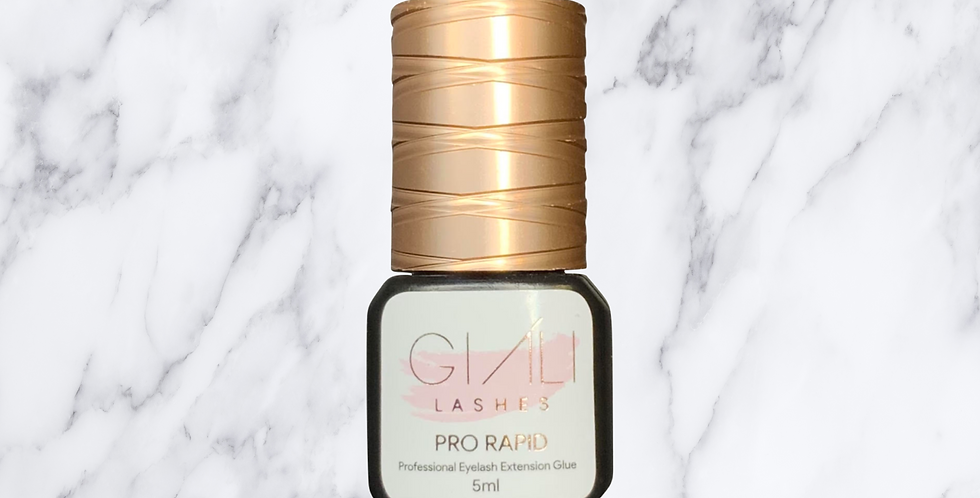 Giáli Lashes Pro Rapid 0.5-1 Second Professional Eyelash Extension Adhesive