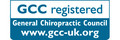 General Chiropractic Council Registration Number