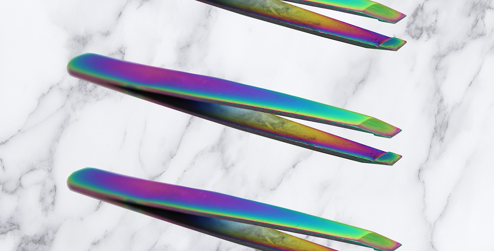 Holographic Eyebrow Tweezer