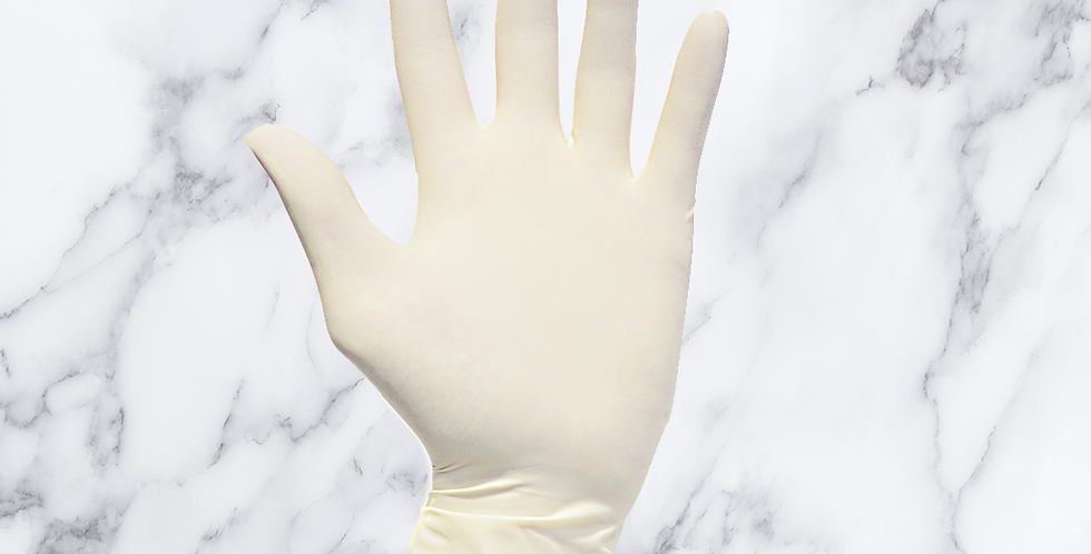 Disposable Gloves-White