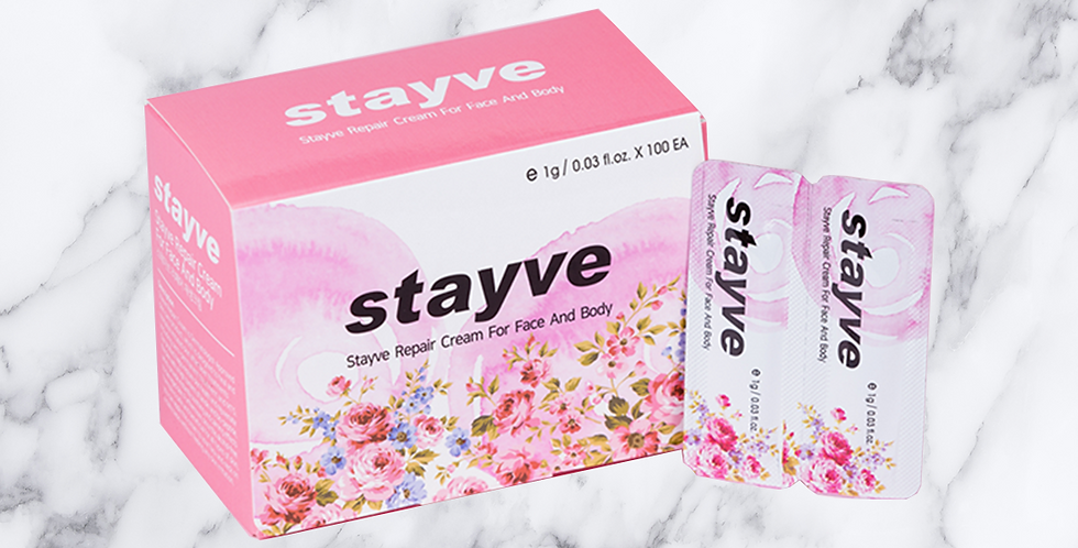 Stayve Repair Cream- 100 sachets
