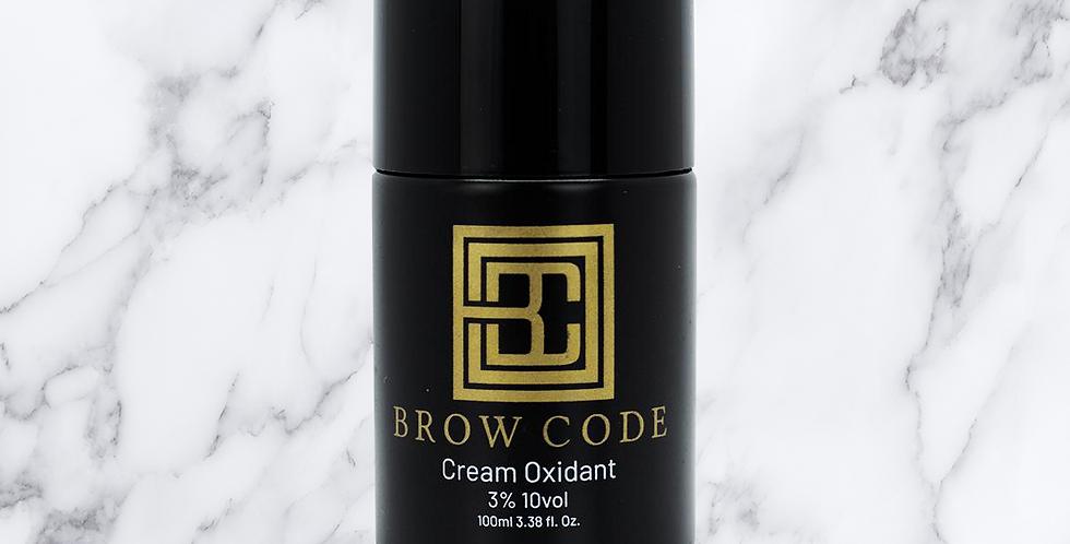 Brow Code Liquid Oxidant