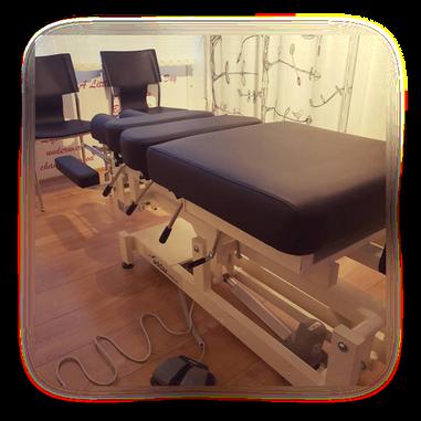 Corbin Chiropractic Cardiff Clinic treat0