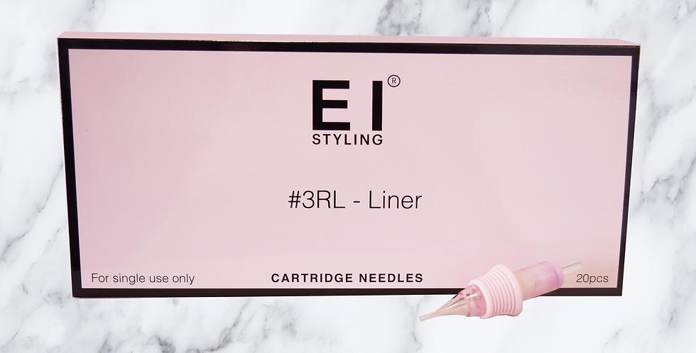 EI Styling Cartridge Needles - not for the Digital Plus Machine