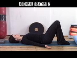Abdominal breathing 2