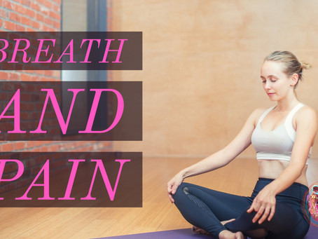 Breath And Pain: Why breathing is essential for people with chronic pain.