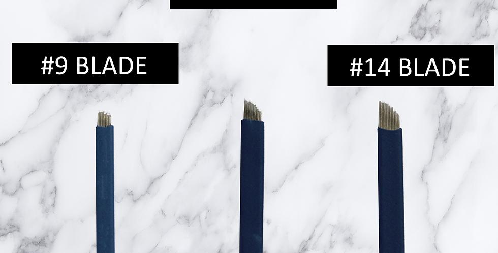 Micro Blades #9 Flexi  x 30pcs
