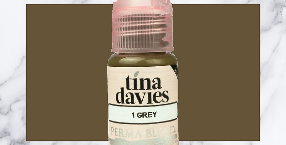 Perma Blend x Tina Davies - Grey