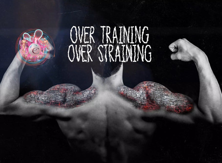 Over Training, Over Straining: How To Know If We Are Doing Too Much?