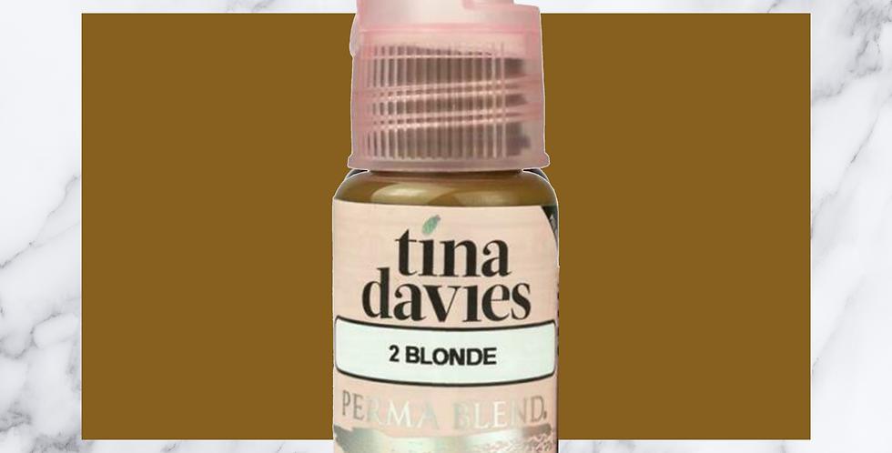 Perma Blend x Tina Davies - Blonde