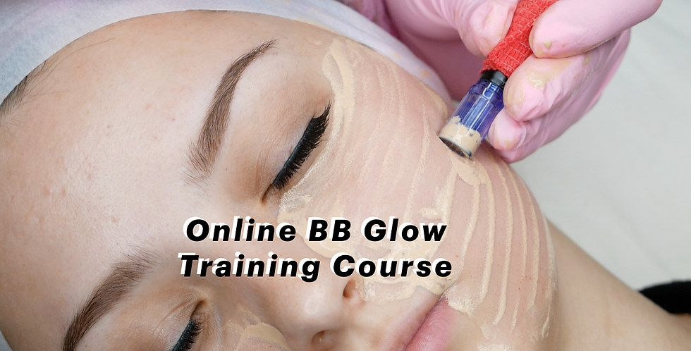 Online BB Glow Training Course