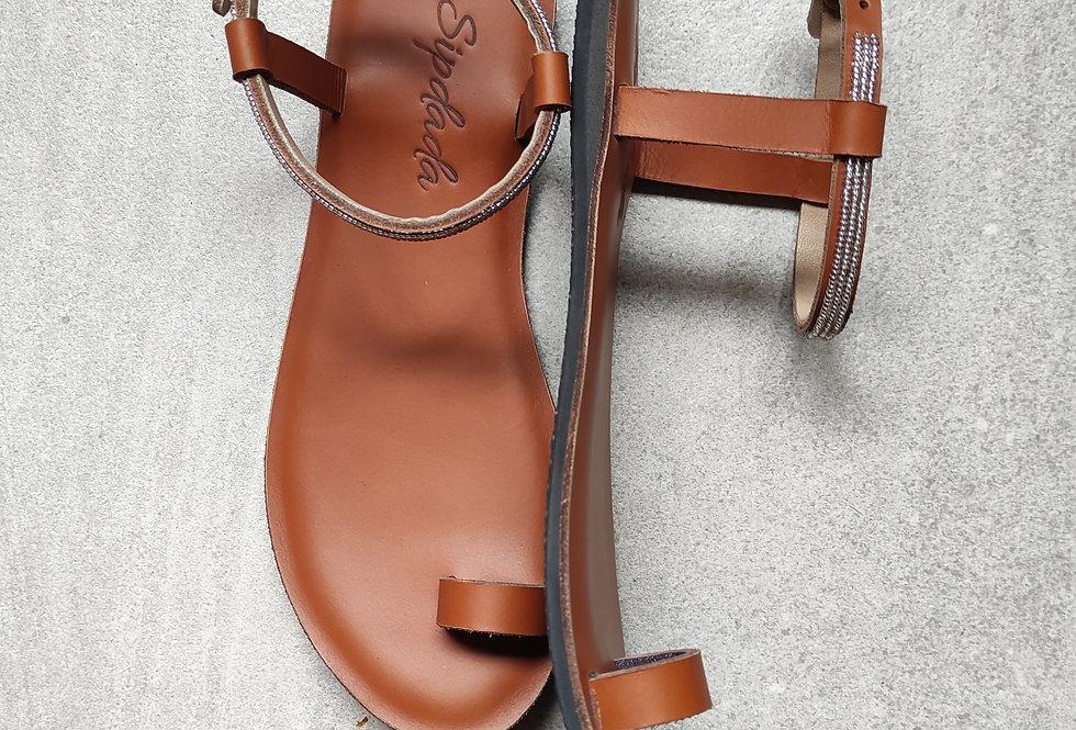 Kaluki brown sandals
