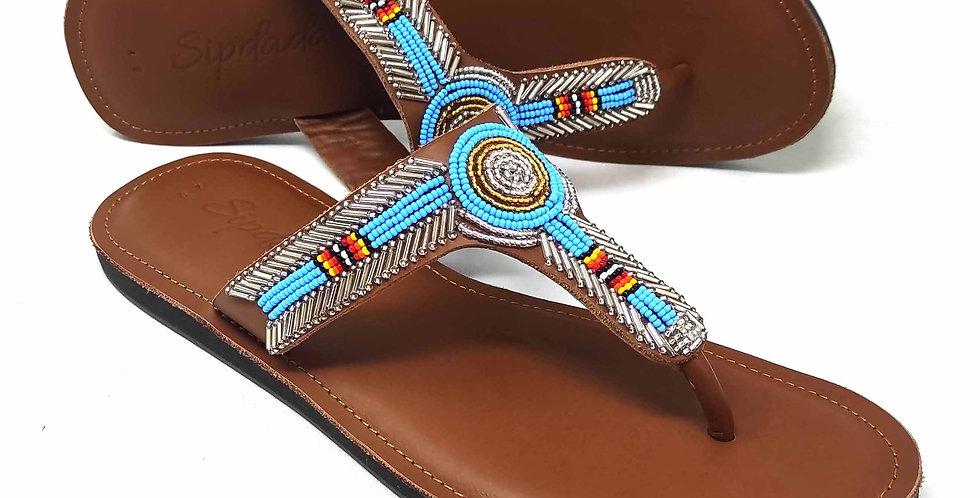 Kazuri sandals