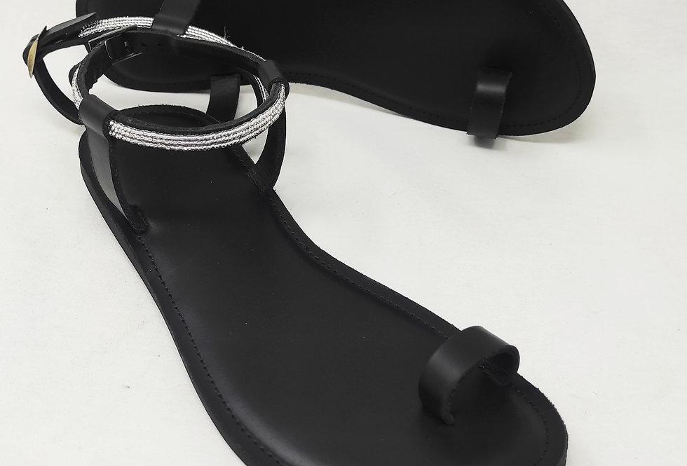 Kaluki sandals (black)