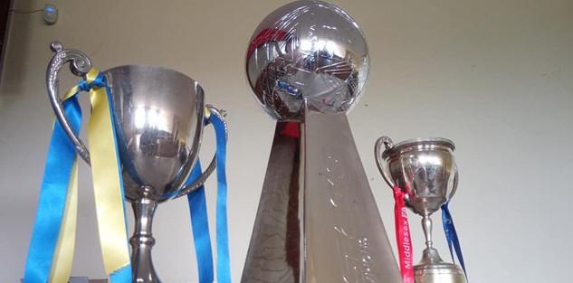 Triple Trophies