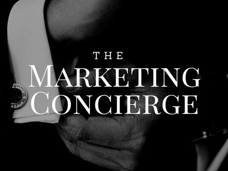 The Marketing Concierge