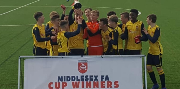 Middlesex FA Champions