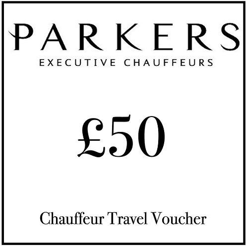 Parkers Gift Voucher - £50