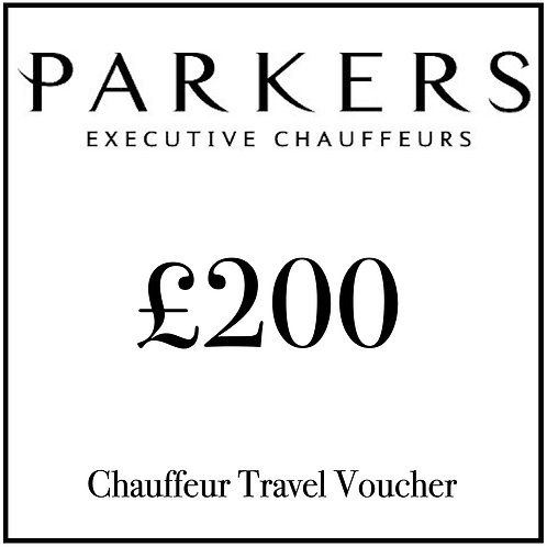 Parkers Gift Voucher - £200