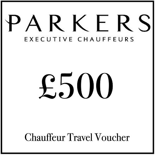 Parkers Gift Voucher - £500