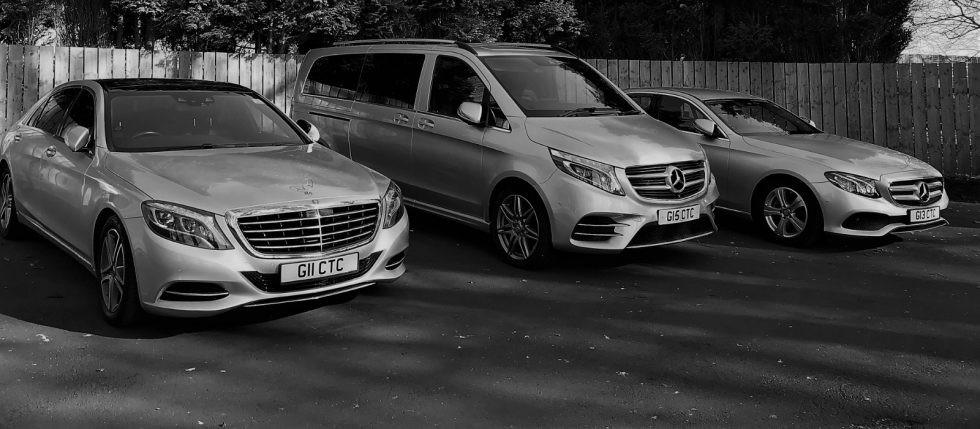 Mercedes Chauffeur Fleet