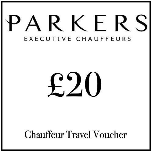 Parkers Gift Voucher - £20