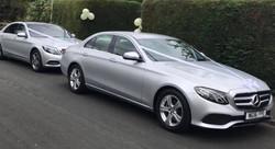 S Class & E Class Mercedes