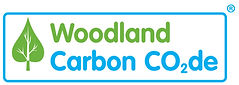 Woodland Carbon Logo