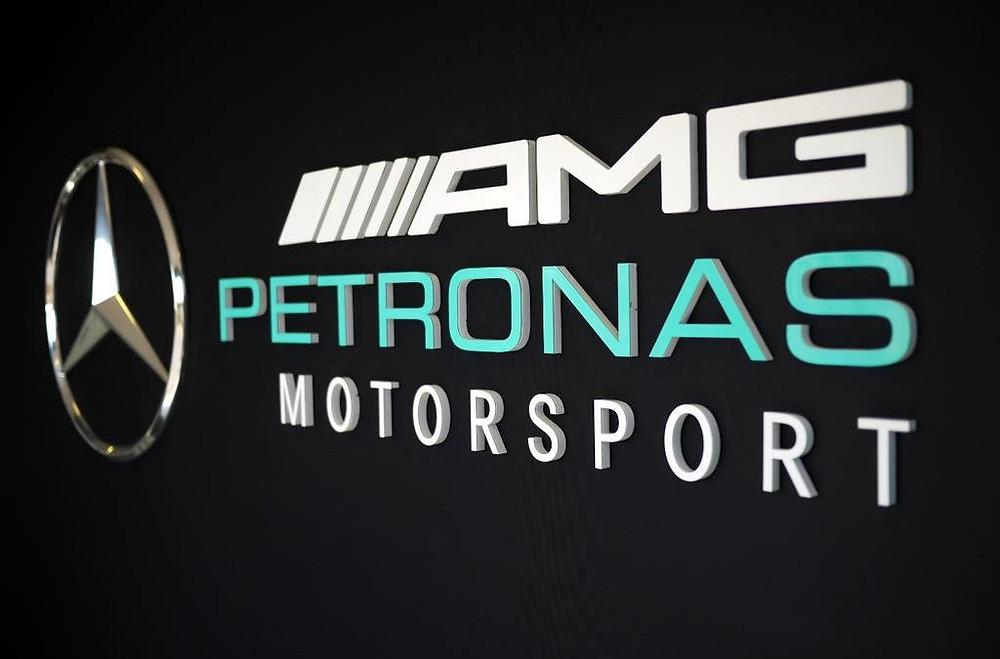 Mercedes AMG F1 Team at Silverstone
