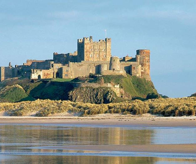 Castles and Coast Tour