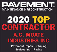 A.C. Moate Top Contractor