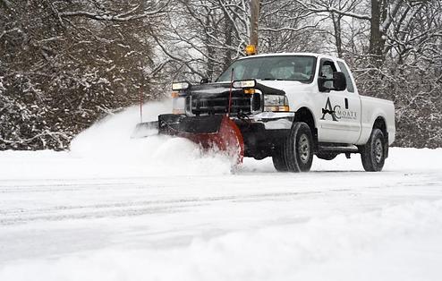 Snowplow/Winter Services