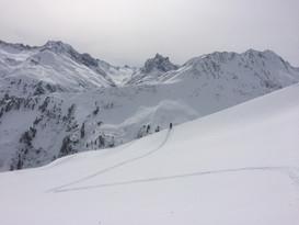 Ski-emg-Ski touring