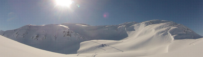 Ski-emg-Ski touring Maroikopf Stuben