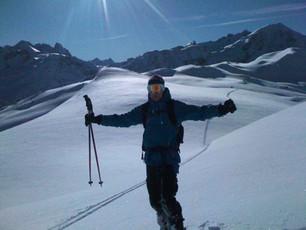 Ski-emg-Skiing is my religion
