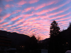 ski-emg-sunrise in Tyrol, Austria