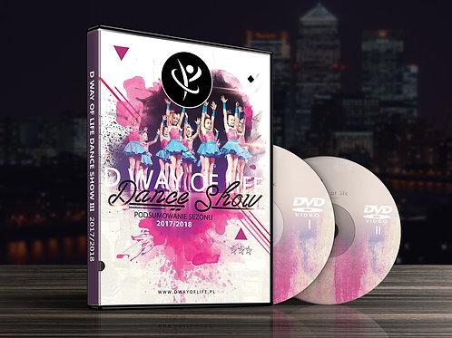 DVD D WAY OF LIFE DANCE SHOW III