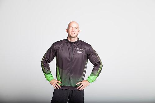 Personalizowana bluza rozpinana (męska)