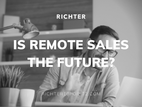Is Remote Sales the Future?