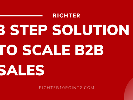 B2B Sales Systems that Scale