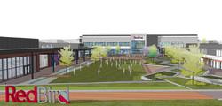 RedBird Mall Lawn Development